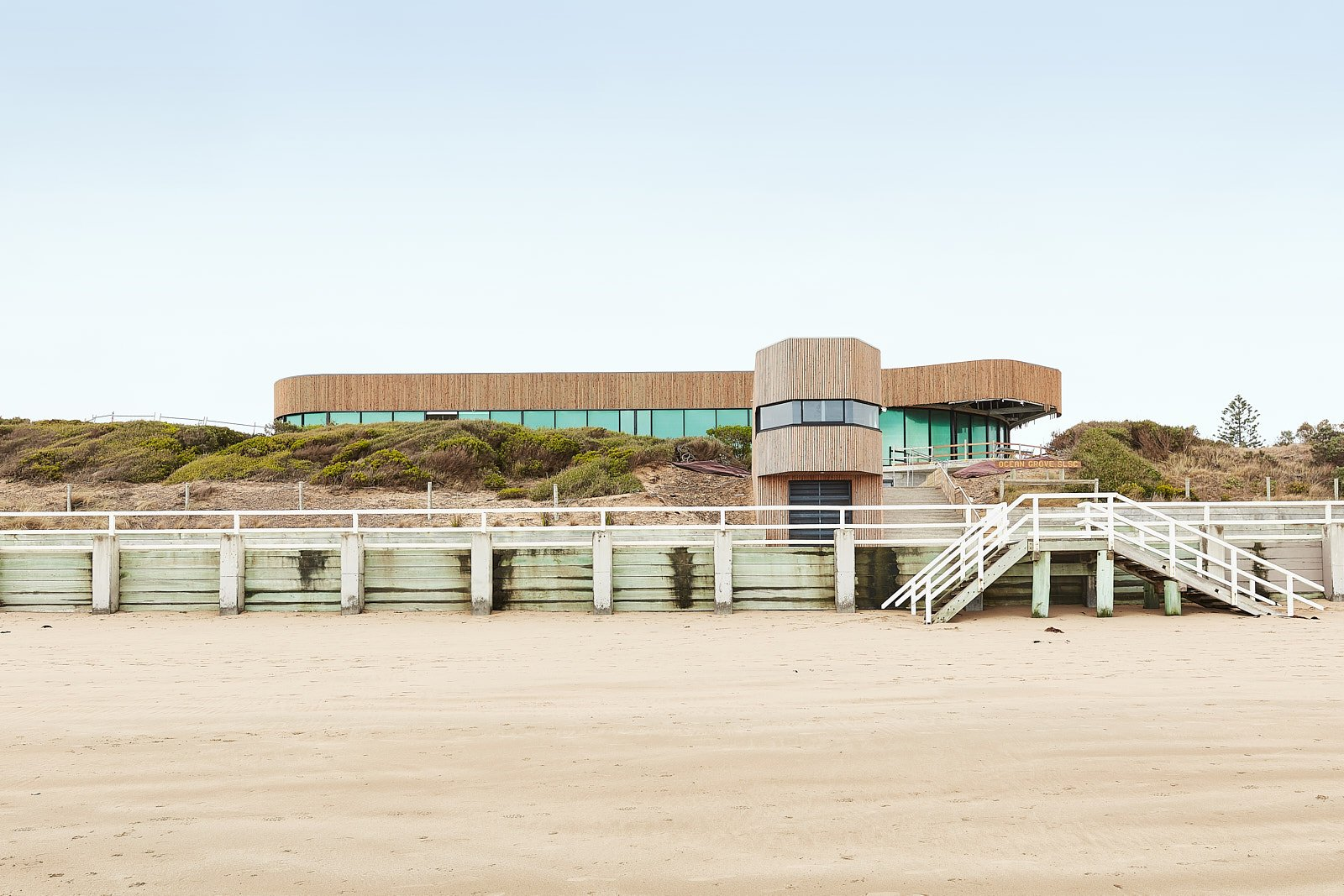Surf Life Saving Club - Ireland Brown Constructions